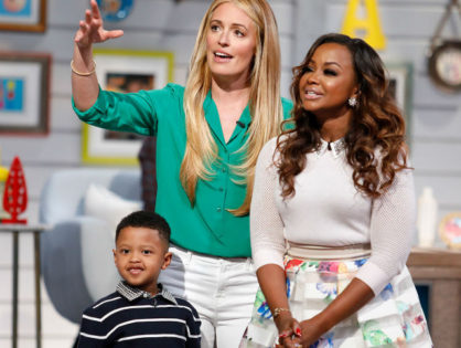 Phaedra and Ayden team up for Big Star Little Star